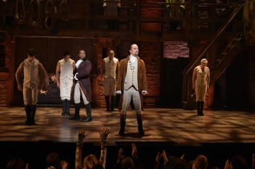 'Hamilton' is coming to movie theaters next year