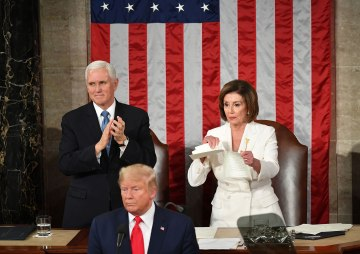 House GOP members introduce resolution to condemn Pelosi for ripping up Trump's speech
