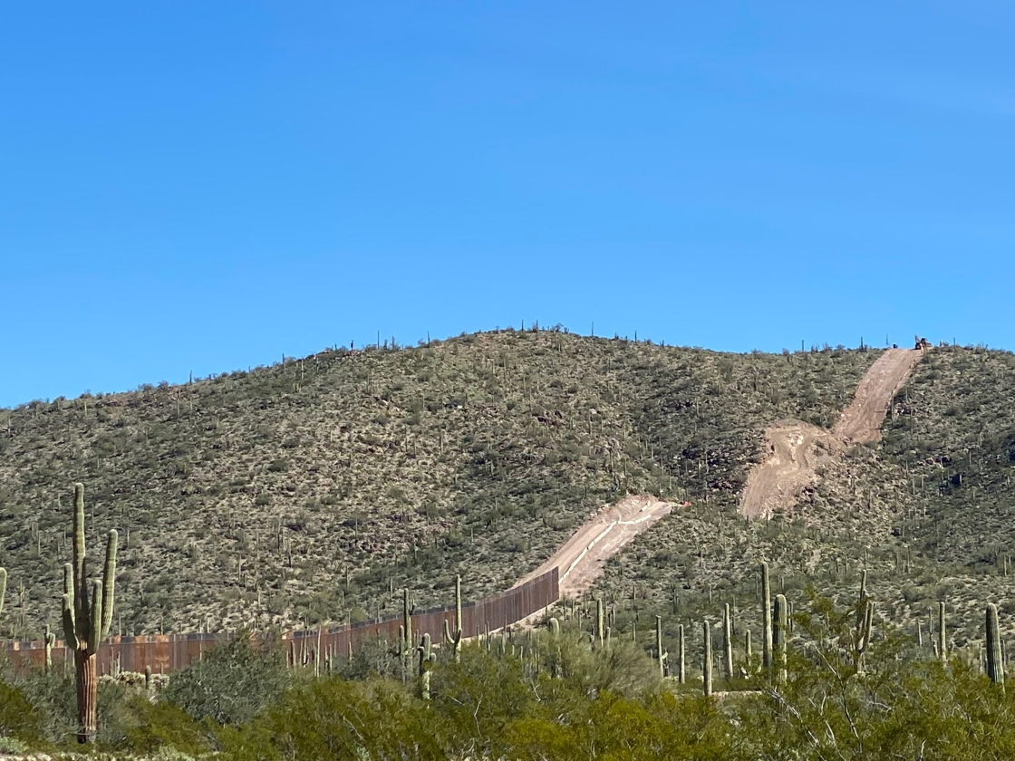 Native American burial grounds threatened by blasts for border wall construction, Arizona congressman says