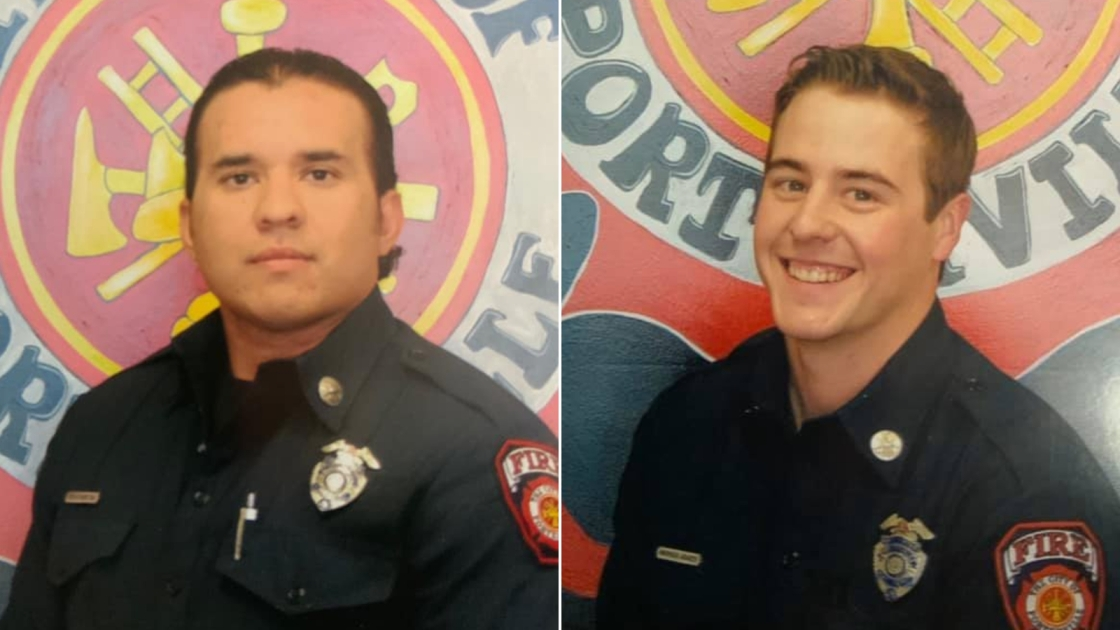 One firefighter dead and another missing; two 13-year-olds accused of arson and manslaughter