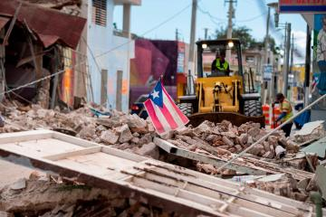 House approves $4.7 billion Puerto Rico disaster relief package