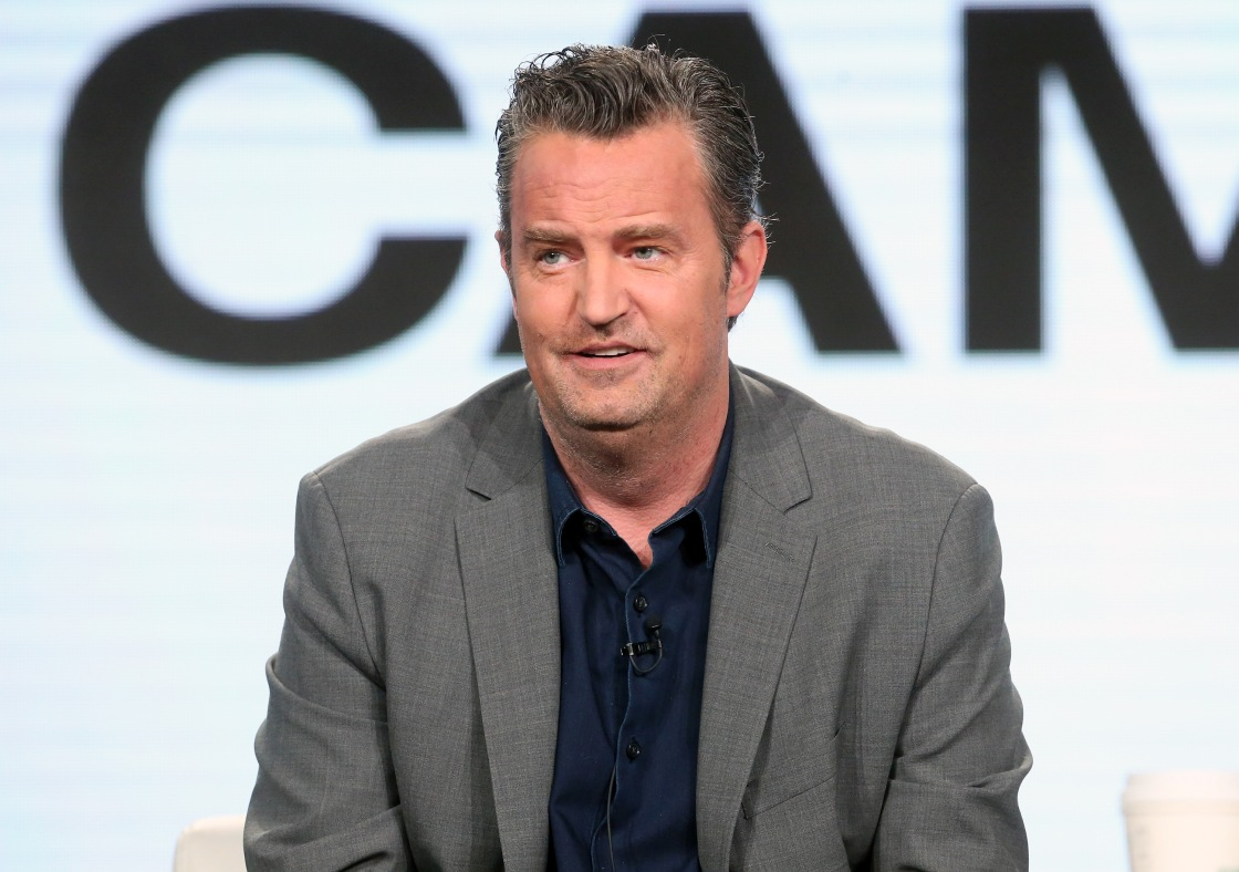 Matthew Perry joins his 'friends' on Instagram