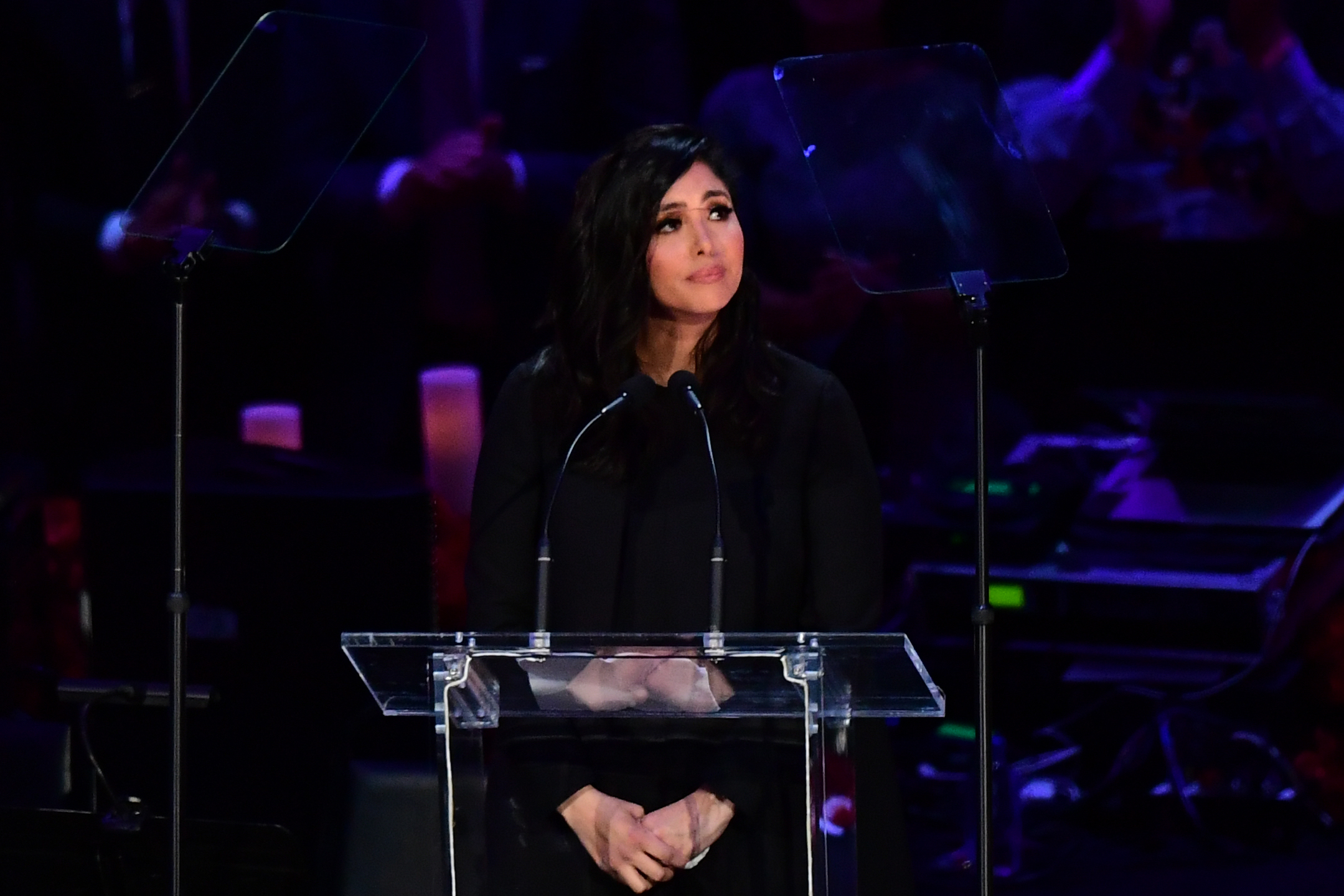 Read Vanessa Bryant S Speech At The Memorial For Kobe And Gigi Bryant Nbc Palm Springs News Weather Traffic Breaking News