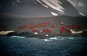 Antarctica just registered its hottest temperature ever
