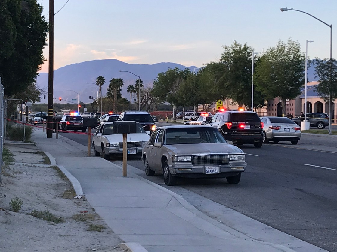 Police Investigating Deadly Assault Near Elementary School in Indio