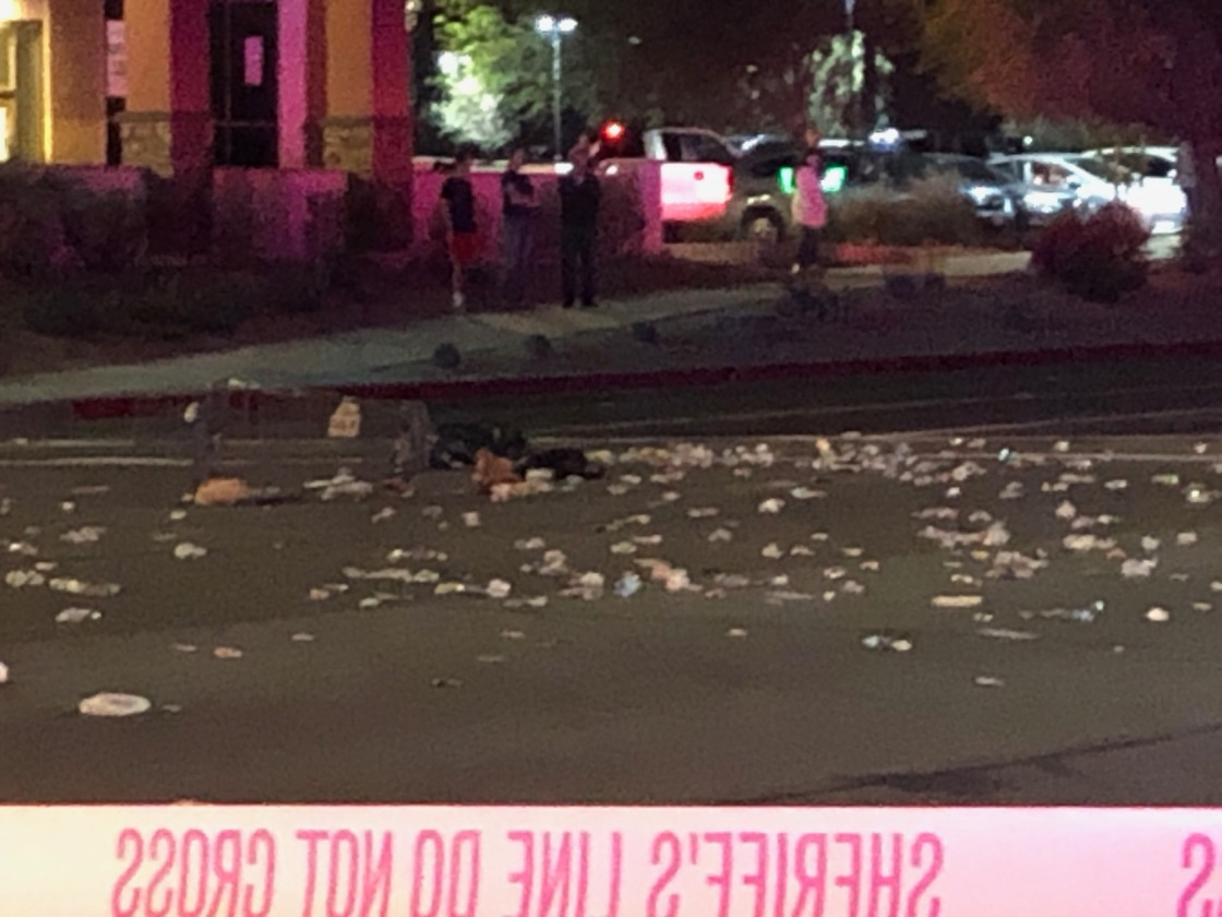 Pedestrian hit and killed by driver in Palm Desert