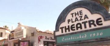 NBCares: Save The Plaza Theatre in Palm Springs