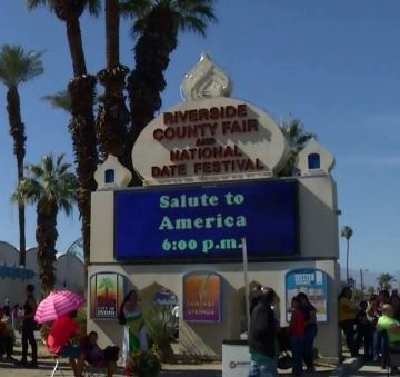 County Fair in Indio Continues With Multiple Presidents Day Events