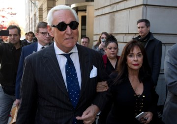 Roger Stone sentenced to 40 months in prison amid Trump complaints against prosecutors