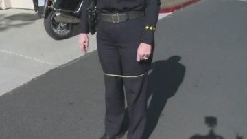 CA Police Deploy 'Bola Wrap' Restraint To Hook Criminals' Legs Together