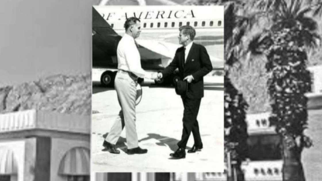 Presidential Playground: U.S. Presidents Have been Visiting Coachella Valley Since 1930's
