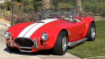 ICYMI: Preview featuring Ford v Ferrari at Dr. George's Annual Charity Car Show