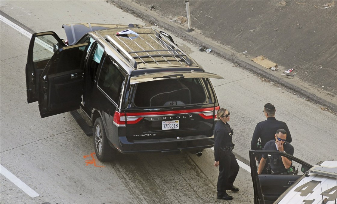 Suspect Set To Be Arraigned in Case of Stolen SUV With Body Inside