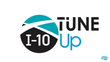 Nighttime lane closures this week for I-10 Tune-Up project