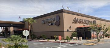 Augustine Casino in Coachella Reopens
