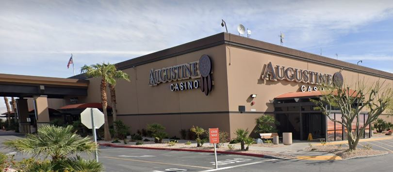 Augustine and Pechanga Casino require cloth or surgical masks, no gaiters allowed
