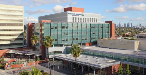 Children's Hospital Los Angeles Confirms They are Treating a Child