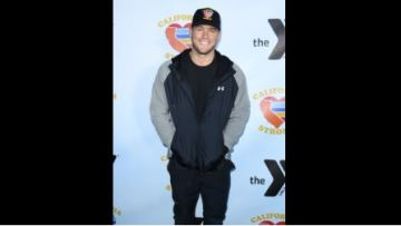 Colton Underwood, former 'Bachelor,' says he's tested positive for coronavirus