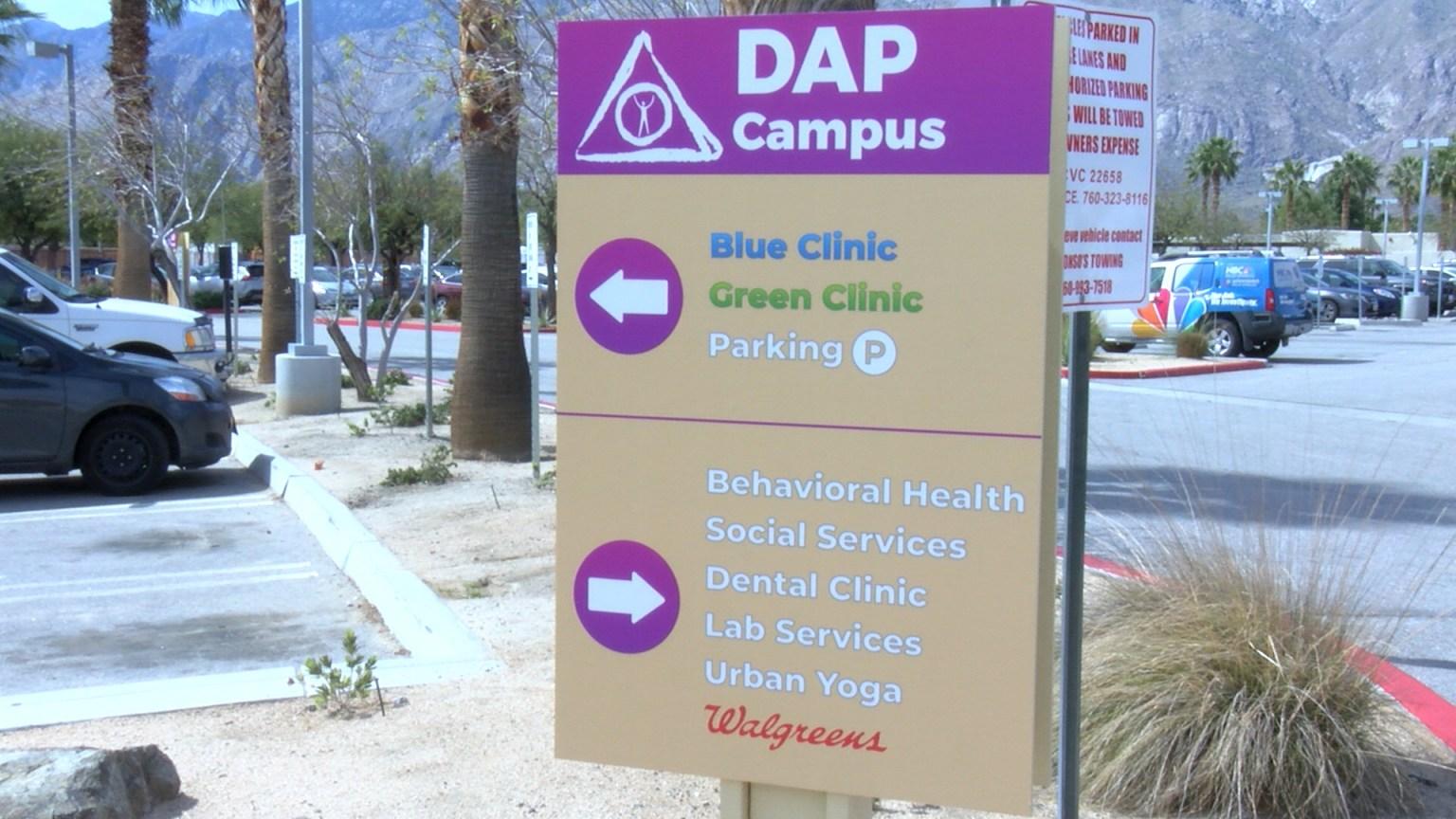Desert Aids Project Transforms Facility into Covid-19 Triage Clinic
