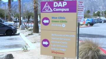 Desert Aids Project Transforms Facility into Covid-19 Triage Clinic