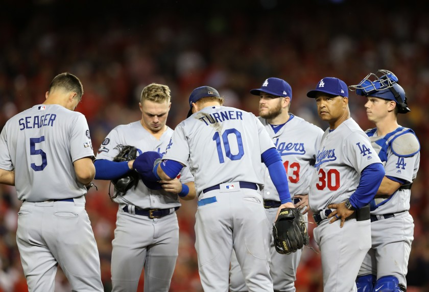 Dodgers To Present Championship Rings, Raise Banner at Friday's Home Opener