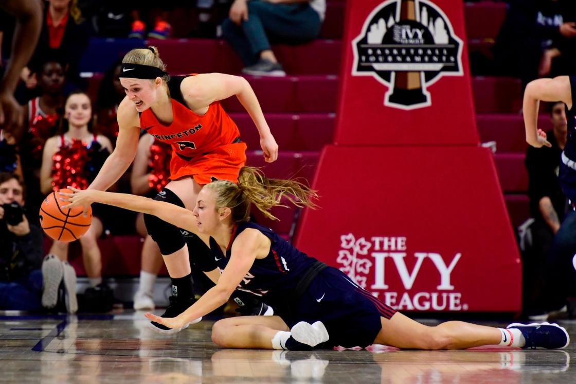 Players are pushing back after the abrupt cancellation of the Ivy League basketball tournament