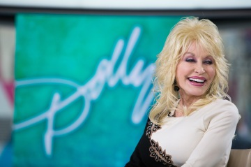 For her 75th birthday, Dolly Parton wants to be on the cover of Playboy