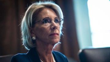 Senate overturns DeVos rule limiting debt relief for defrauded students