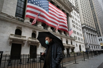 US Stock Futures up as Investors Prepare for Coronavirus-Upended Earnings Season