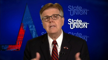 Texas Lt. Gov. Dan Patrick: 'I'm all in' on risking my health to lift social distancing guidelines for economic boost