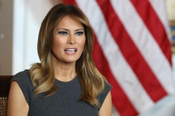 Melania Trump ramps up coronavirus public messaging