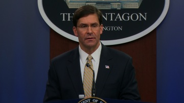 Esper says military 'can't meet everybody's needs' as coronavirus outbreak escalates