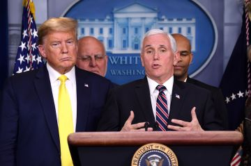 White House says anyone 'in close proximity' to Trump or Pence will get rapid virus test