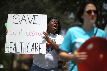 Obamacare arguments put Supreme Court and health care in presidential election spotlight