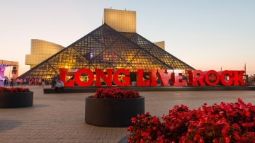 Rock & Roll Hall of Fame's induction ceremony is rescheduled for November