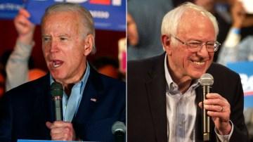 Bernie Sanders faces pivotal clash as Democratic establishment joins forces against him
