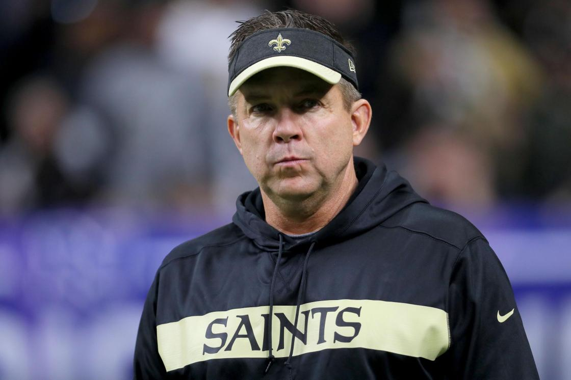 Sean Payton, New Orleans Saints head coach, is first NFL figure to have positive coronavirus test
