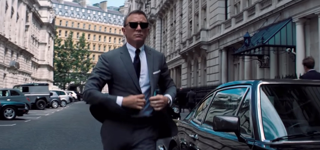 James Bond film, 'No Time To Die,' release pushed to November due to coronavirus concerns