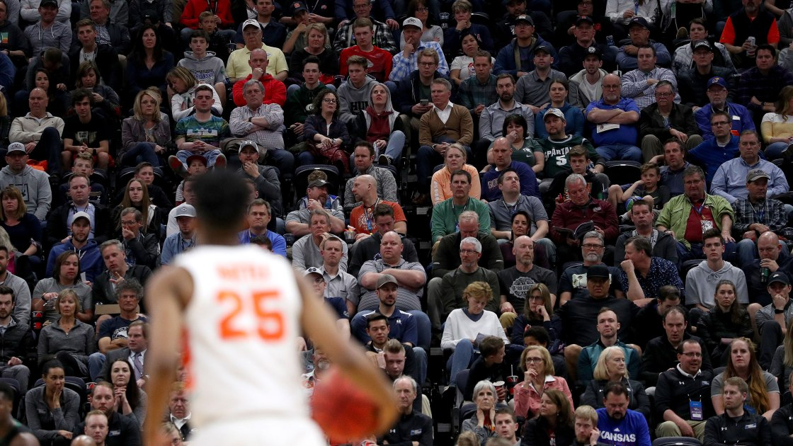 NCAA March Madness Games To Be Held Without Fans