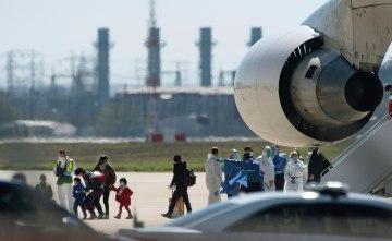 Quarantined ship passengers in San Antonio set to go home