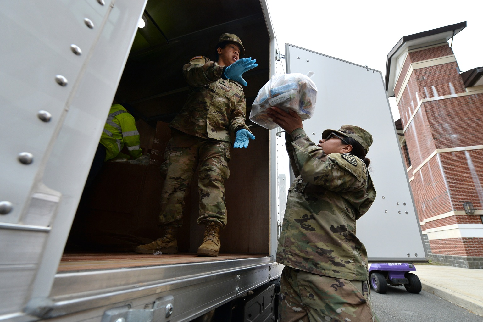US Army issuing volunteer call up of Individual Ready Reserve members to fight coronavirus