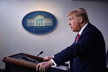 President Trump preparing to announce second task force focused on economic recovery