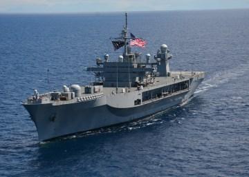US Navy to self-quarantine ships in Europe due to coronavirus