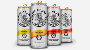 White Claw adds three new fan-demanded flavors