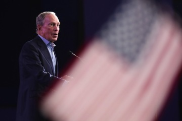 Bloomberg campaign transfers $18 million to DNC