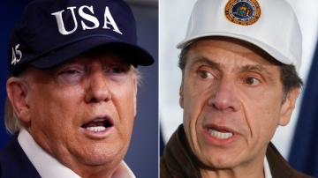 Cuomo calls Trump 'incorrect and grossly uninformed' about New York's ventilator situation as fight escalates