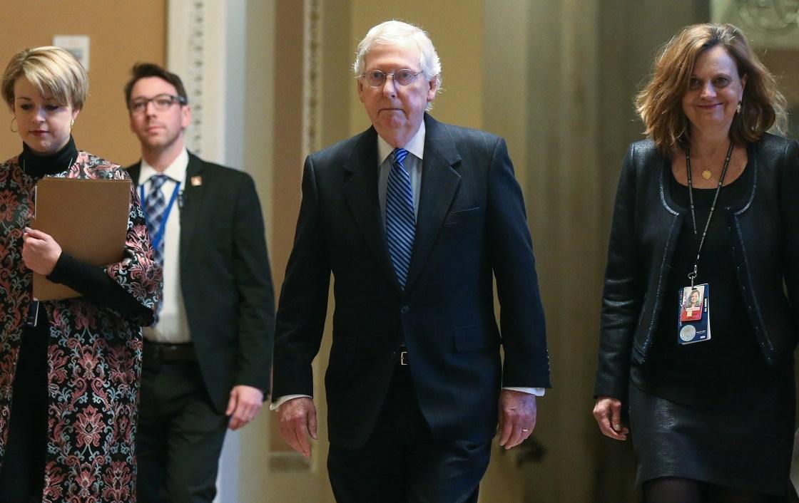 Senate approves House-passed coronavirus relief measure