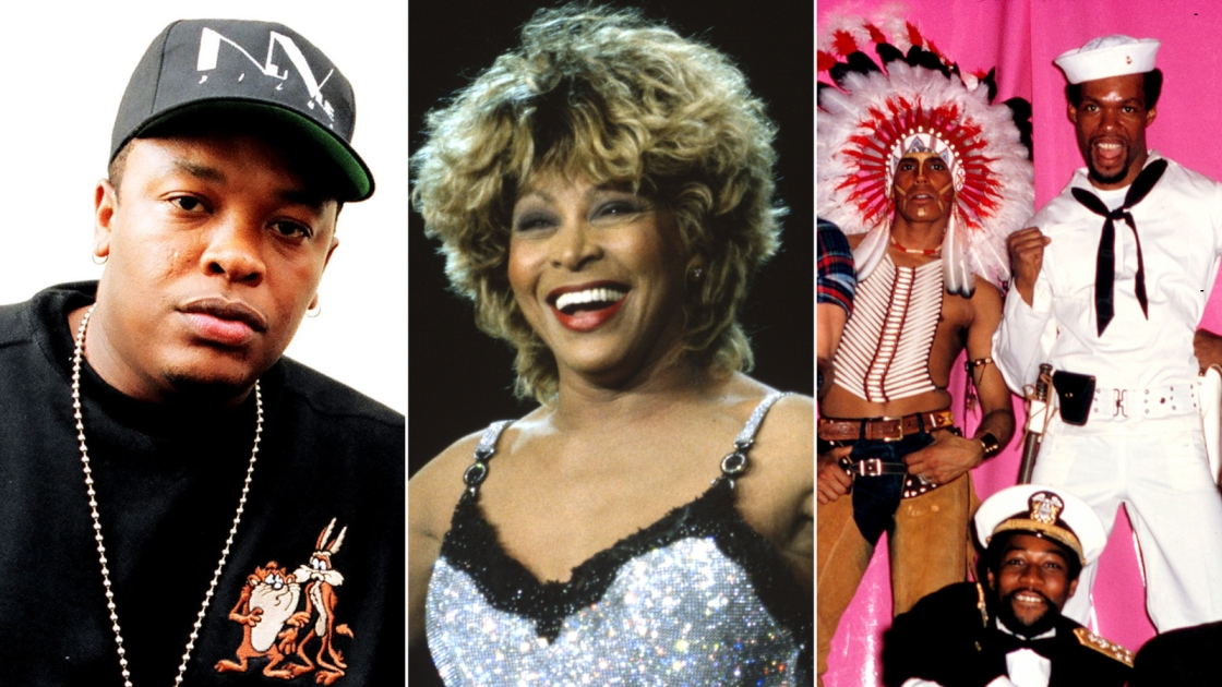 Library of Congress honors Mister Rogers, Dr. Dre and the Village People