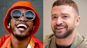 Justin Timberlake and Anderson .Paak duet on funky 'Don't Slack'