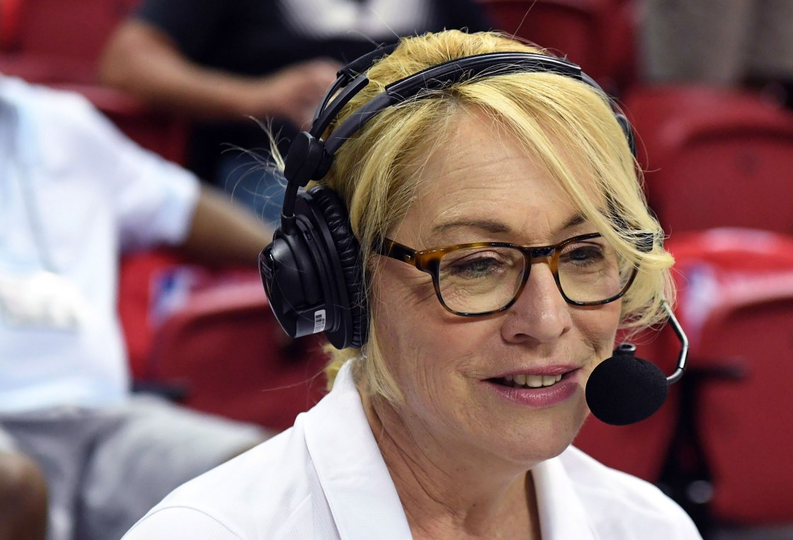 ESPN's NBA analyst Doris Burke tested positive for coronavirus